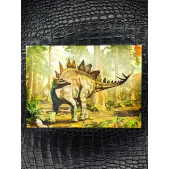 """Открытка """"Стегозавр"""""""